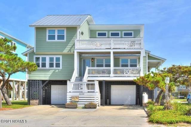 3222 E Beach Drive, Oak Island, NC 28465 (MLS #100281223) :: Holland Shepard Group