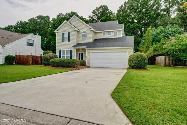 4914 Split Rail Drive, Wilmington, NC 28412 (MLS #100281230) :: Frost Real Estate Team