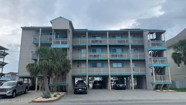 601 Canal Drive Unit 9, Carolina Beach, NC 28428 (MLS #100281282) :: Lynda Haraway Group Real Estate