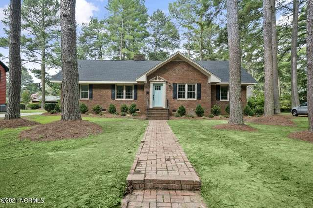 1601 Stronwood Drive N, Wilson, NC 27893 (MLS #100281298) :: Vance Young and Associates