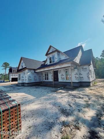 817 Rupert Drive, Greenville, NC 27858 (MLS #100281328) :: Vance Young and Associates