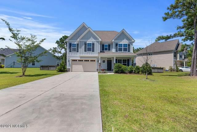 322 W Goldeneye Lane, Sneads Ferry, NC 28460 (MLS #100281330) :: Courtney Carter Homes