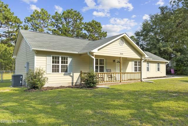 353 Highway 172, Hubert, NC 28539 (MLS #100281341) :: Lynda Haraway Group Real Estate