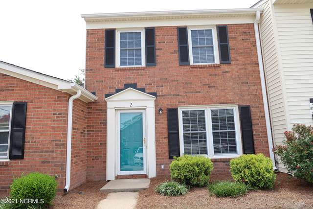 2700 Thackery Road #2, Greenville, NC 27858 (MLS #100281354) :: Courtney Carter Homes