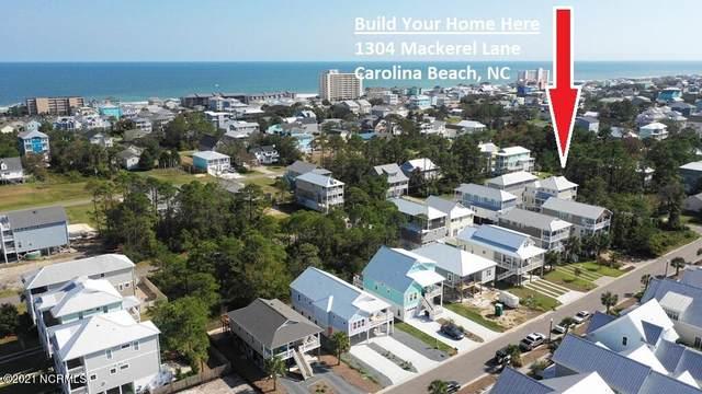 1304 Mackerel Lane, Carolina Beach, NC 28428 (MLS #100281362) :: Holland Shepard Group