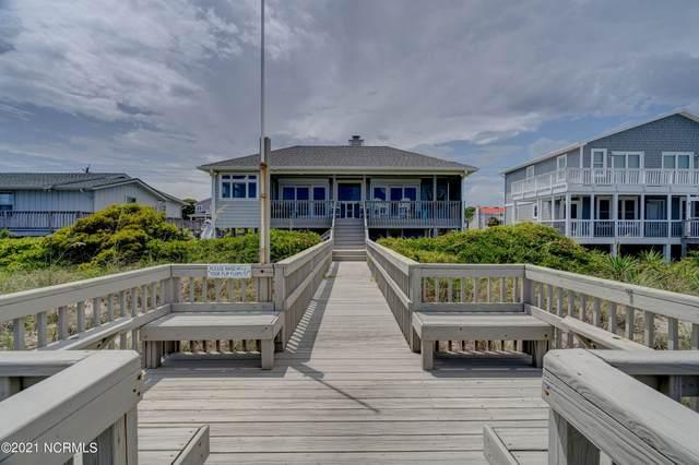 939 Fort Fisher Boulevard S, Kure Beach, NC 28449 (MLS #100281389) :: The Rising Tide Team
