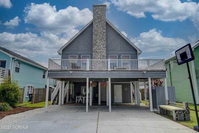 920 Carolina Sands Drive, Carolina Beach, NC 28428 (MLS #100281425) :: RE/MAX Essential