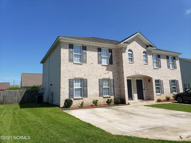 2051 Cambria Drive A, Greenville, NC 27834 (MLS #100281435) :: Watermark Realty Group
