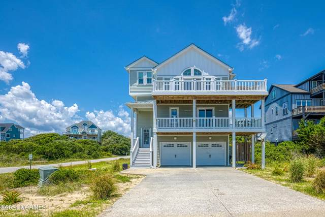 26 Porpoise Place, North Topsail Beach, NC 28460 (MLS #100281454) :: Courtney Carter Homes