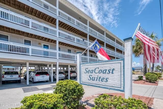 305 N Topsail Drive, Surf City, NC 28445 (MLS #100281471) :: Watermark Realty Group