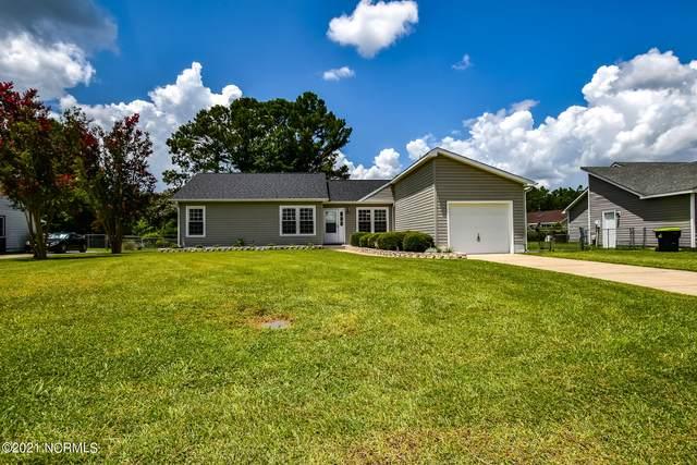 2461 Saddleridge Drive, Midway Park, NC 28544 (MLS #100281473) :: Watermark Realty Group