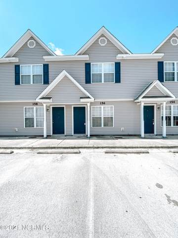 156 Cornerstone Place, Jacksonville, NC 28546 (MLS #100281513) :: Frost Real Estate Team