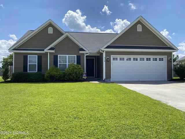 516 Arbor Drive, Greenville, NC 27858 (MLS #100281517) :: Watermark Realty Group