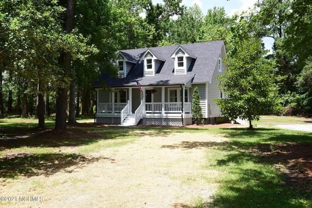 167 Plantation Drive, Swansboro, NC 28584 (MLS #100281533) :: Great Moves Realty