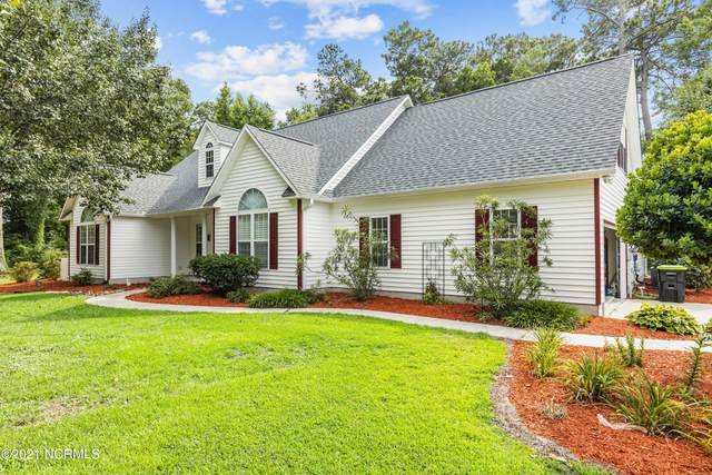 413 Hillcrest Drive, Morehead City, NC 28557 (MLS #100281535) :: The Oceanaire Realty