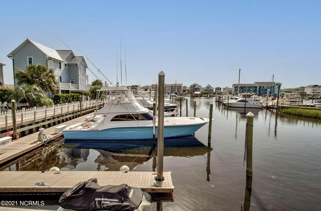 910 Basin Road D40, Carolina Beach, NC 28428 (MLS #100281554) :: CENTURY 21 Sweyer & Associates