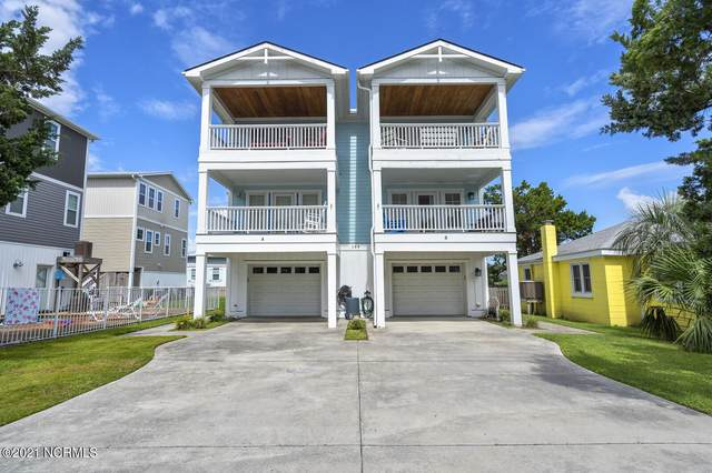 109 N Fourth Avenue B, Kure Beach, NC 28449 (MLS #100281594) :: Vance Young and Associates