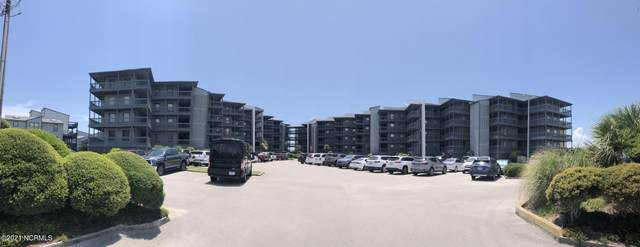 1896 New River Inlet Road Unit 1403, North Topsail Beach, NC 28460 (MLS #100281615) :: CENTURY 21 Sweyer & Associates