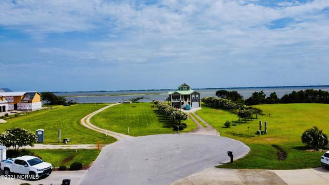 416 Island View Drive, Newport, NC 28570 (MLS #100281617) :: Berkshire Hathaway HomeServices Prime Properties