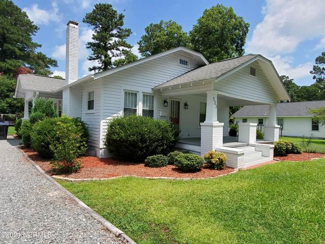 523 Balsey Street, Clinton, NC 28328 (MLS #100281625) :: CENTURY 21 Sweyer & Associates