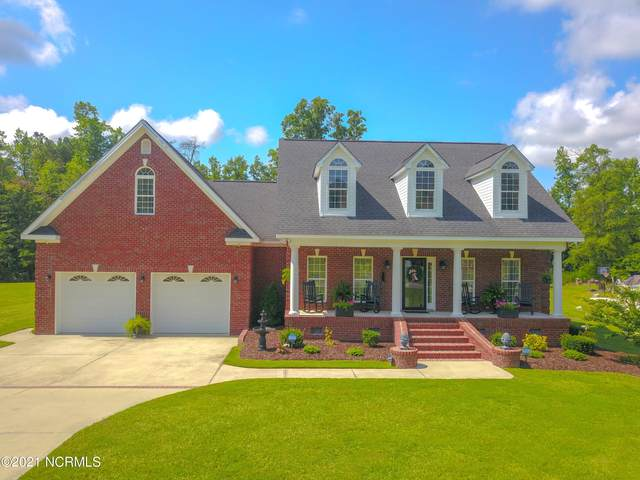 355 Cape Fear Drive, Whiteville, NC 28472 (MLS #100281628) :: RE/MAX Essential