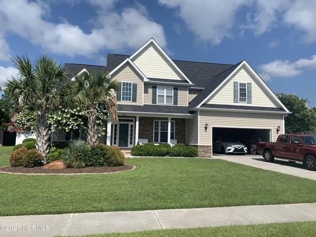 226 Pigeon Lane, Swansboro, NC 28584 (MLS #100281660) :: Watermark Realty Group
