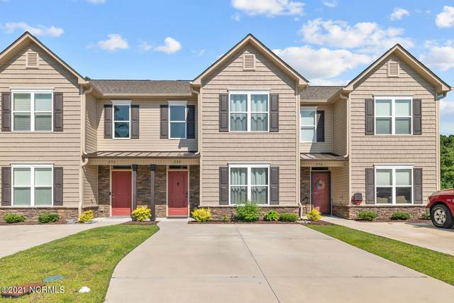 248 Boyington Place Road, Midway Park, NC 28544 (MLS #100281678) :: RE/MAX Elite Realty Group