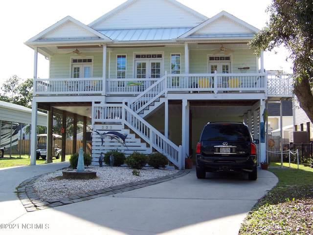 223 NE 59th Street, Oak Island, NC 28465 (MLS #100281682) :: Lynda Haraway Group Real Estate