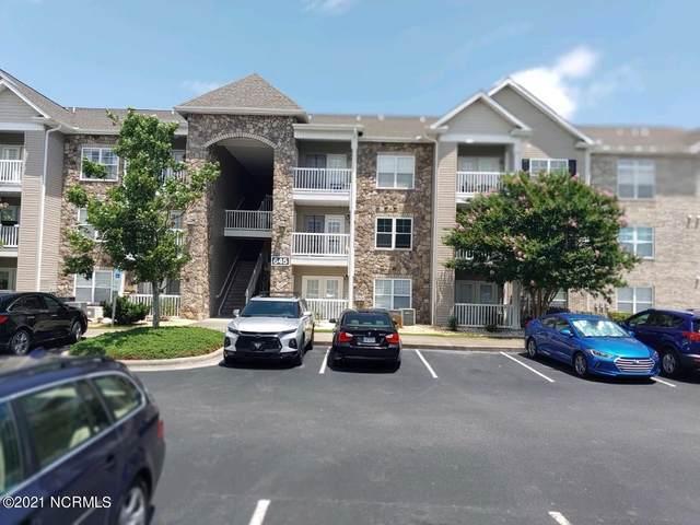 645 Condo Club Drive #310, Wilmington, NC 28412 (MLS #100281694) :: The Cheek Team