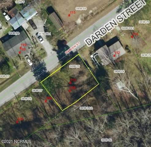 110 Darden Street, Jacksonville, NC 28540 (MLS #100281711) :: David Cummings Real Estate Team