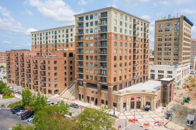 240 N Water Street #855, Wilmington, NC 28401 (MLS #100281779) :: The Tingen Team- Berkshire Hathaway HomeServices Prime Properties