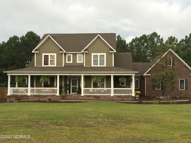 665 Bradshaw Road, Sneads Ferry, NC 28460 (MLS #100281795) :: Great Moves Realty