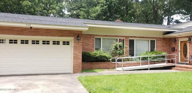 608 Lucille Drive, Tarboro, NC 27886 (MLS #100281825) :: CENTURY 21 Sweyer & Associates