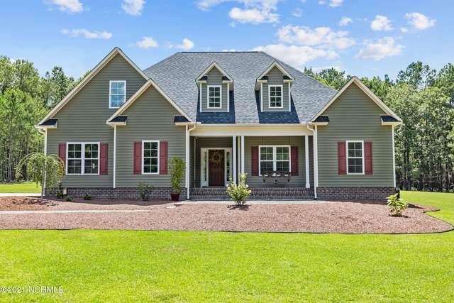 624 Arden Ridge Drive, Grimesland, NC 27837 (MLS #100281847) :: Stancill Realty Group