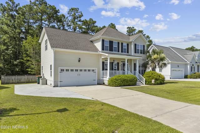 139 Madison Bay Drive, Beaufort, NC 28516 (MLS #100281866) :: David Cummings Real Estate Team