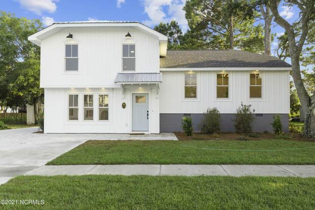 112 Charles Street, Beaufort, NC 28516 (MLS #100281901) :: Stancill Realty Group