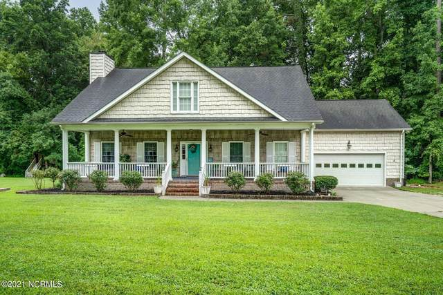 3304 Polly Jones Court, Rocky Mount, NC 27804 (MLS #100281933) :: Stancill Realty Group