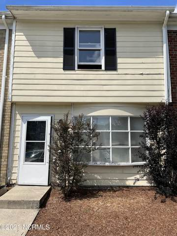 104 Chesterfield Court #14, Greenville, NC 27834 (MLS #100281934) :: Stancill Realty Group