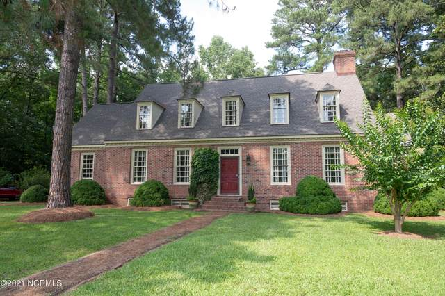 1607 Captains Road, Tarboro, NC 27886 (MLS #100281938) :: Berkshire Hathaway HomeServices Prime Properties