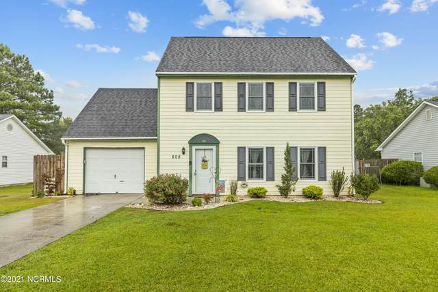 808 Sand Hills Drive, Newport, NC 28570 (MLS #100281962) :: Great Moves Realty