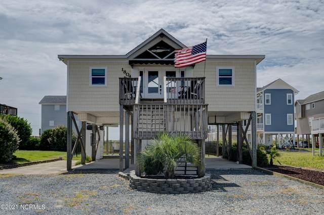 1804 N New River Drive, Surf City, NC 28445 (MLS #100281963) :: RE/MAX Essential