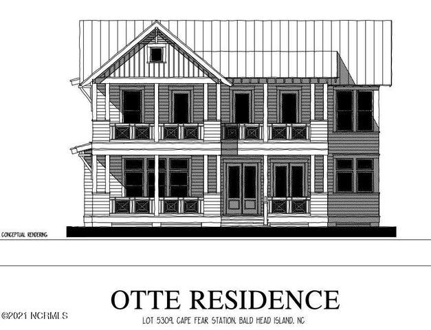 658 Kinnakeet Way, Bald Head Island, NC 28461 (MLS #100281992) :: Berkshire Hathaway HomeServices Prime Properties