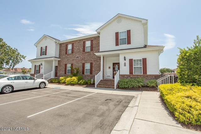 8855 Radcliff Drive NW 59-D, Calabash, NC 28467 (MLS #100281997) :: The Rising Tide Team
