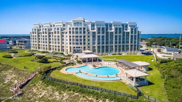 1435 Salter Path Road F4, Indian Beach, NC 28512 (MLS #100282037) :: The Oceanaire Realty
