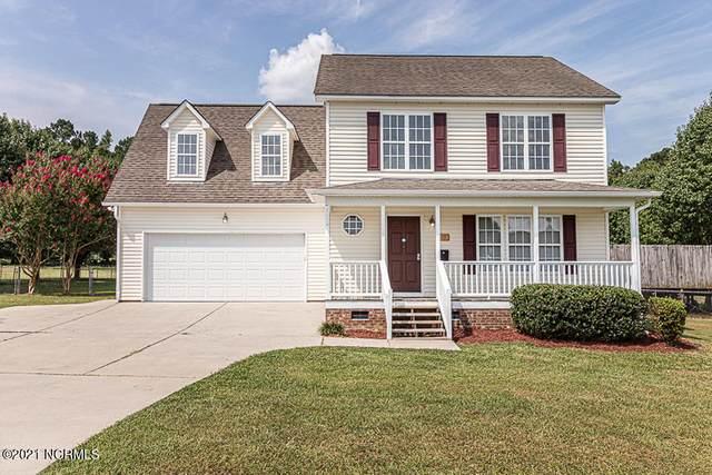 175 Weatherspoon Lane, Smithfield, NC 27577 (MLS #100282051) :: Stancill Realty Group