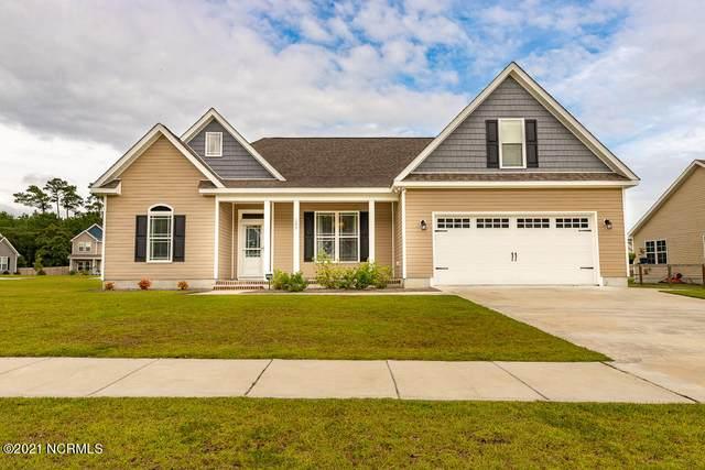 105 Shadow Creek Drive, Hubert, NC 28539 (MLS #100282080) :: Great Moves Realty
