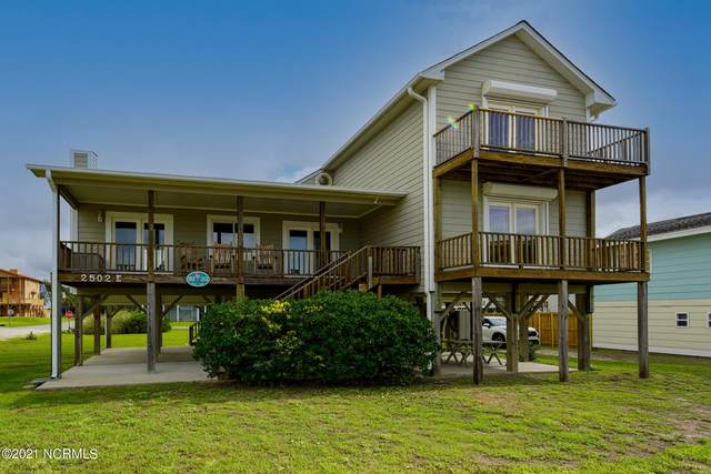 2502 E Beach Drive, Oak Island, NC 28465 (MLS #100282108) :: Holland Shepard Group