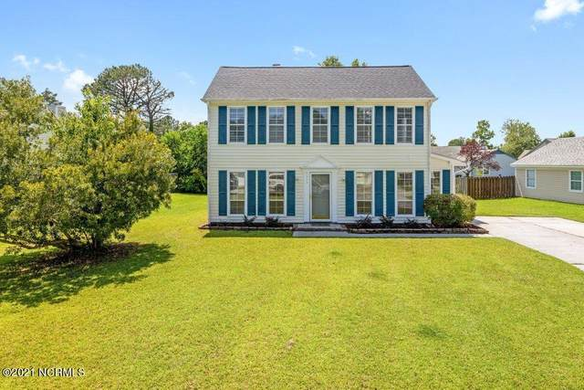 2909 New Town Drive, Wilmington, NC 28405 (MLS #100282114) :: Shapiro Real Estate Group