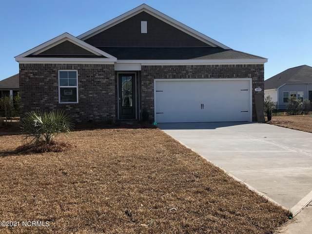 1505 Creek Ridge Lane Lot 1606 - Kerr, Carolina Shores, NC 28467 (MLS #100282120) :: Great Moves Realty