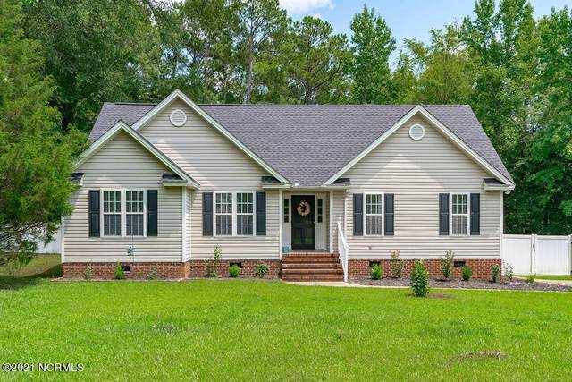 1589 Hackberry Drive, Rocky Mount, NC 27804 (MLS #100282124) :: Great Moves Realty